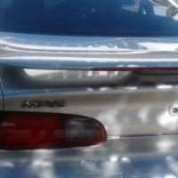 Mazda MX6 2.5 V6 1997 model Silver