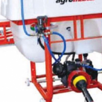 Agromaster Mounted 12m Boom 600 l