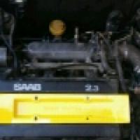 SAAB 2.0 turbo