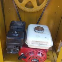 400L Extra heavy duty concrete mixer