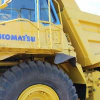 Komatsu HD465 Roc3 Dump Truck