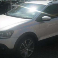 VW Cross Polo 1.6 Comfortline