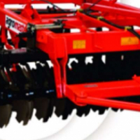 Agromaster Hydraulic 52 Disc Harrow