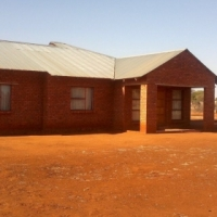 Partly Finished House for Sale in Moiletswane - NW
