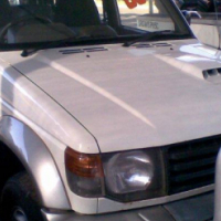 Mitsubishi Pajero intercooler 2800 –       1999 Model