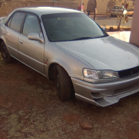 2001 Toyota Rxi 2l 6speed