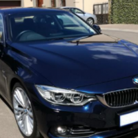 2013 BMW 4 Series 428i coupe Luxury sports-auto for sale