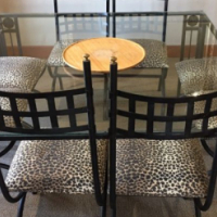 Dining Room Table Chairs And Matching Side TableUsed Furniture For Sale In Port Elizabeth Junk Mail