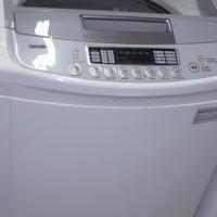 LG 13kg turbo drum i-sensor top loader washing machine