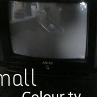 35cm color tv no remote