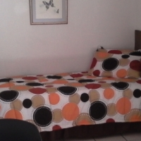 Furnished Rooms with meals available for R900 per week. Bar etc.