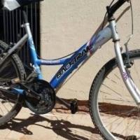 Enduro Backtrail fiets (nie brieke) met permatubes