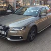 2010 Audi 1.8t manual