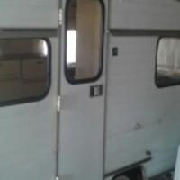 caravan no pappers swop with tent