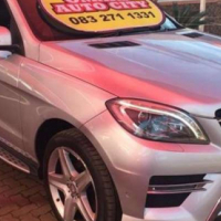 Mercedes Benz ML ML350 BlueTec