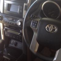 2012 Prado diesel tx