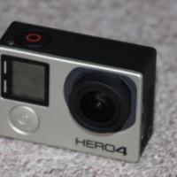 Gopro Hero 4 black camera