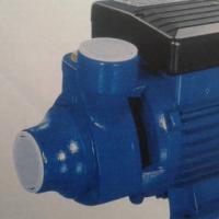 Pressure pump with flow control to increase water pressure