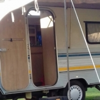 1984 Sprite Sprint Caravan