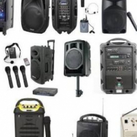 R699 - Sound Hire / PA System Hire (BLUE TOOTH ENABLED)