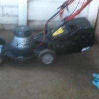 Electric Southern Cross Turbo lawnmower. 2500W