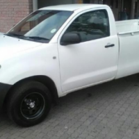 2008 Toyota Hilux 2.5D-4D for sale