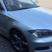 2012 BMW 135i Convertible Steptronic