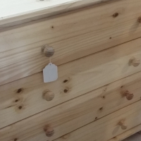 Pine 4 Drawer Chest of Drawers