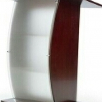 acrylic pulpits and podiums