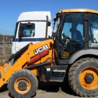 Backhoe Loader JCB JCB 3CX4 4x4