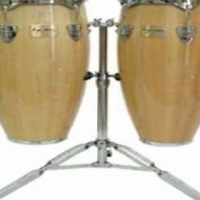"""CONGAS 10""""+ 11"""" W/STAND"""