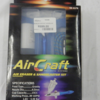 Air Craft Sandblaster Kit