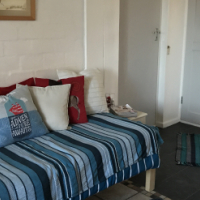 Fully Furnished unit in quiet, secure complex to rent