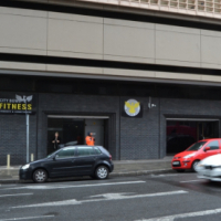 Formerly Gym Space suitable for Gallery or similar use Loop Street CT ~ 341m²