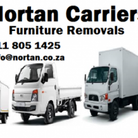 Nortan Carriers furniture removals 0728683484