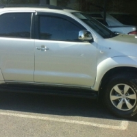 Toyota Fortuner. 2008.Fulle Service History. lots of extras