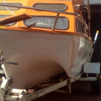 Cabin boat for sale or to swop