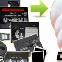 VIDEO TO DVD CONVERSION:
