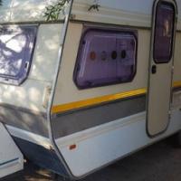 Gypsey karavaan 1986/87 model