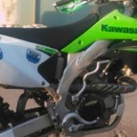 2008 Kawa KLX450R