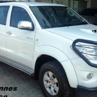 2011 Toyota Hilux 3.0D-4D 4x4 Manuel