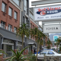 Somerset Road De Waterkant Green Point 3rd floor A Grade Office Suite ~ 329m²