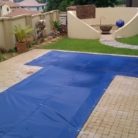 PVC Swimming Pool Covers