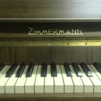 Zimmerman piano for sale