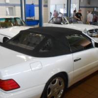 SL500 R129 1998 MERCEDES-BENZ