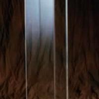 Acrylic/ Wood V Podiums
