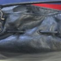 Disonna leather hand bag