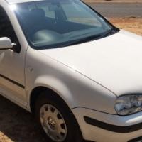 2002 VW Golf 4 1.6