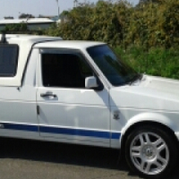 Vw caddy p/u 1.6 carb R55000 onco