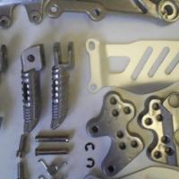 Suzuki GSX-R1000 GSXR1000 GSXR 1000 Footrest Brackets